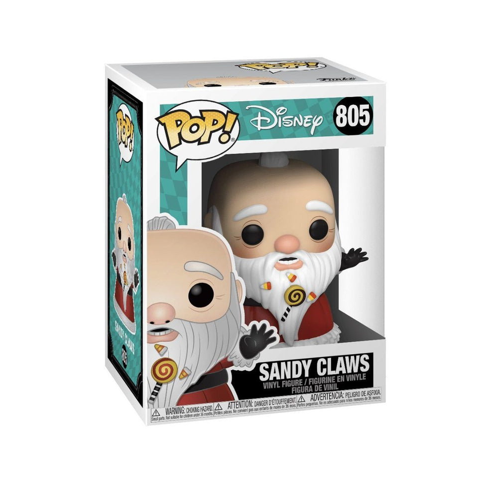 Funko POP! Sandy Claws #805