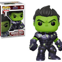 Funko POP! Amadeus Cho as Hulk #336