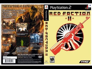 Playstation 2 - Red Faction 2