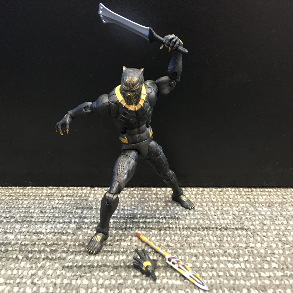 Loose Marvel Legends Erik Killmonger