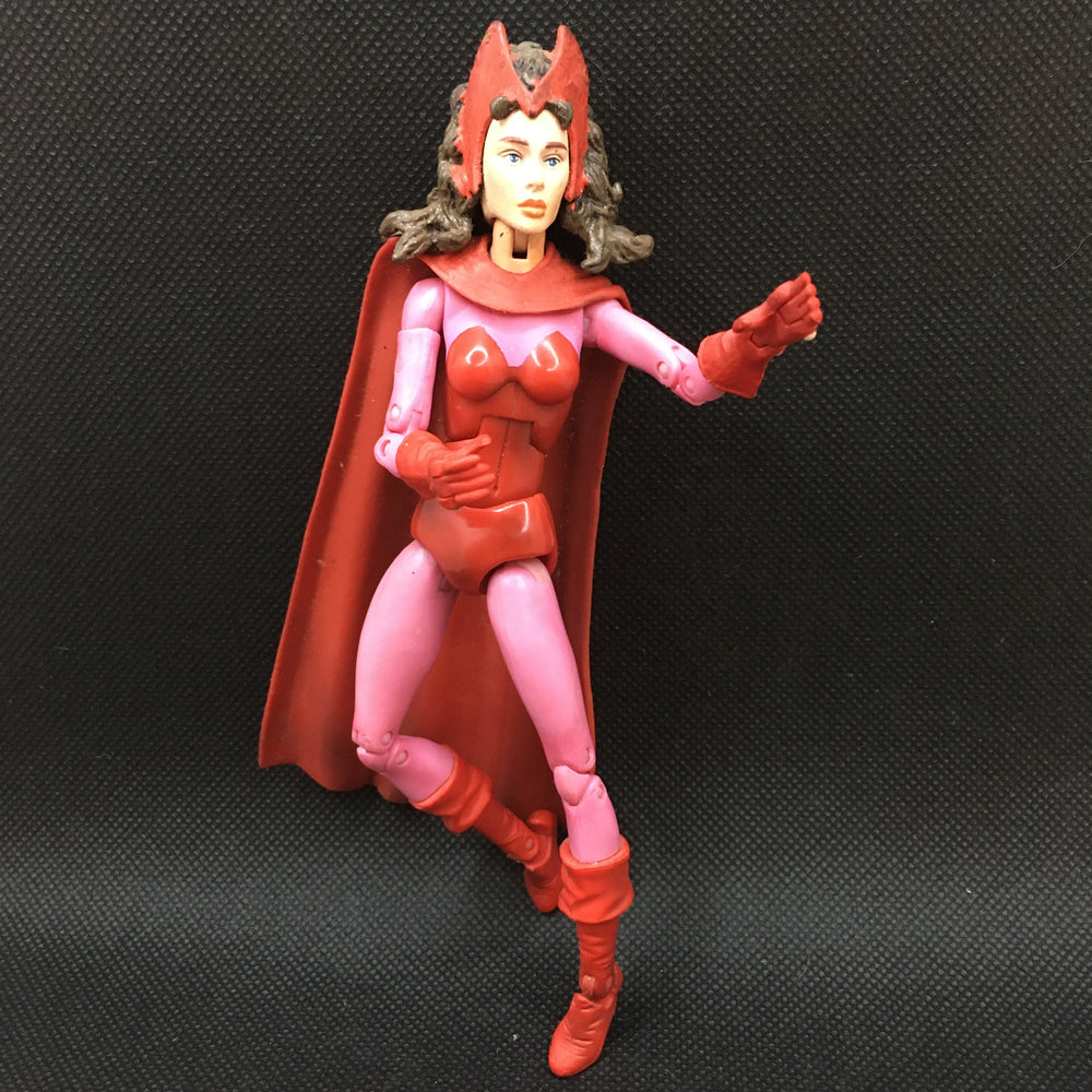 Loose Marvel Legends ToyBiz Scarlet Witch