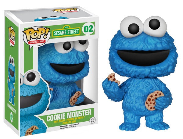 Funko POP! Cookie Monster #02