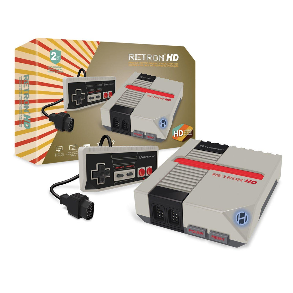Retron HD for NES Games