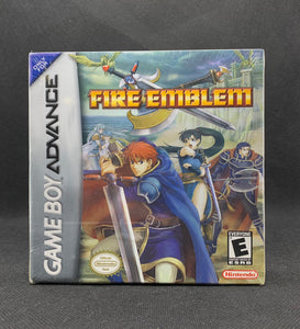 GBA - Fire Emblem {NEW}