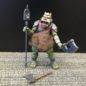 Loose Star Wars Black Gamorean Guard