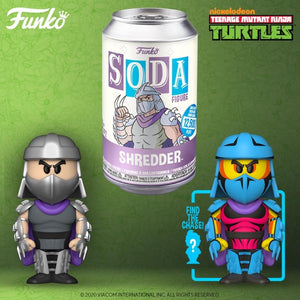 Funko SODA - Shredder (1 in 6 Chase)