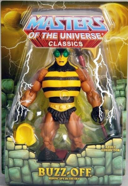Masters of the Universe (MOTU) Classics Buzz-Off