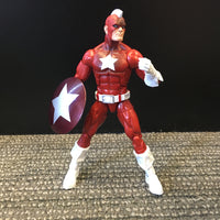 Loose Marvel Legends Red Guardian