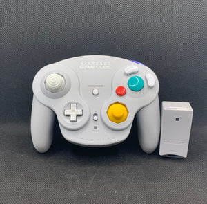 Nintendo GameCube Wavebird Wireless Controller - Gray