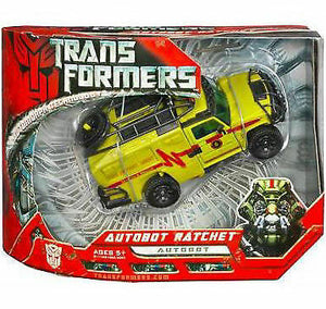 Transformers Movie Ratchet