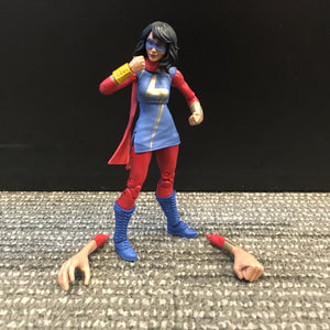 Loose Marvel Legends Ms. Marvel