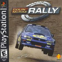 PLAYSTATION - Colin McRae Rally