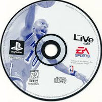 PLAYSTATION - NBA Live 98