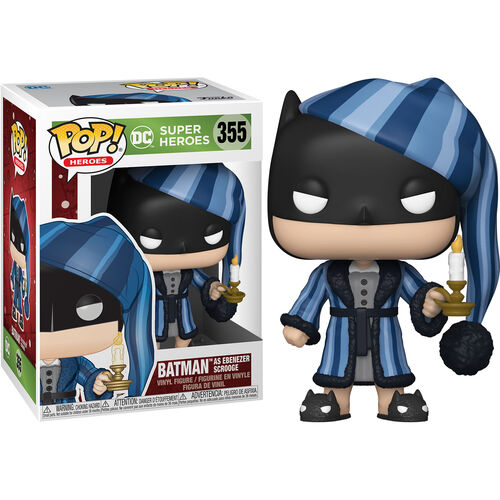 Funko POP! Batman as Ebenezer Scrooge #355