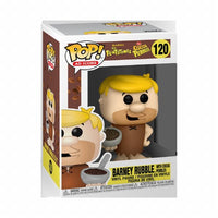 Funko POP! Barney Rubble with Cocoa Pebbles #120