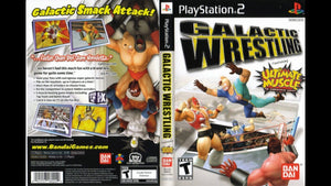 Playstation 2 - Galactic Wrestling