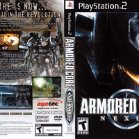 Playstation 2 - Armored Core Nexus