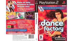 Playstation 2 - Dance Factory