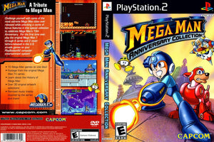 Playstation 2 - Mega Man Anniversary Collection