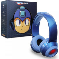 Mega Man Headphones (Limited Edition Blue)