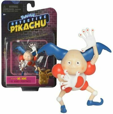 Mr Mime Pokemon Detective Pikachu Figure