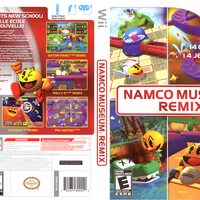 Wii - Namco Museum Remix