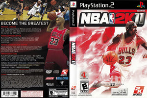 Playstation 2 - NBA 2k11