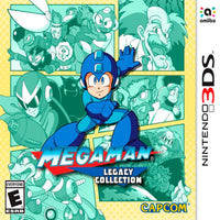 3DS - MegaMan Legacy Collection