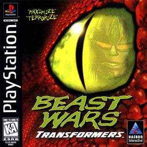 PLAYSTATION - Beast Wars Transformers