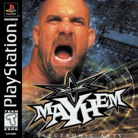 PLAYSTATION - WCW Mayhem