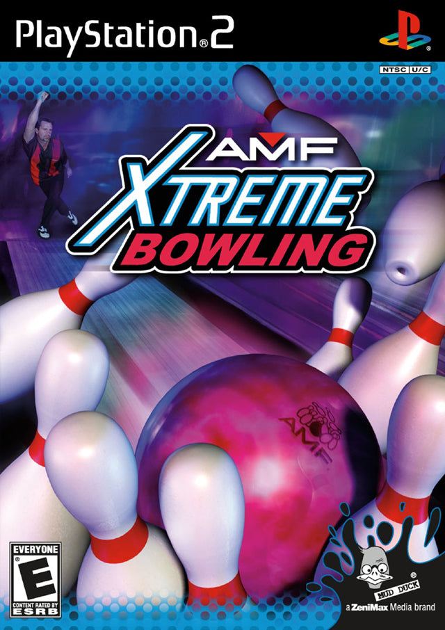 Playstation 2 - AMF Xtreme Bowling