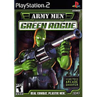 Playstation 2 - Army Men: Green Rogue