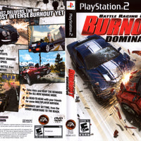 Playstation 2 - Burnout Dominator