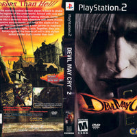 Playstation 2 - Devil May Cry 2