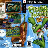 Playstation 2 - Frogger's Adventures The Rescue