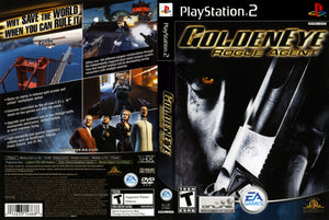 Playstation 2 - Goldeneye Rogue Agent