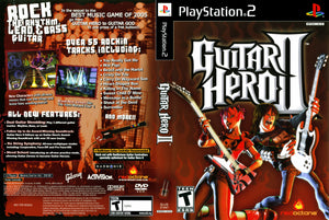 Playstation 2 - Guitar Hero 2