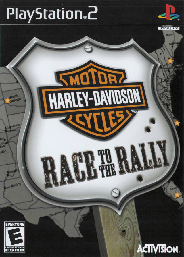 Playstation 2 - Race to the Rally