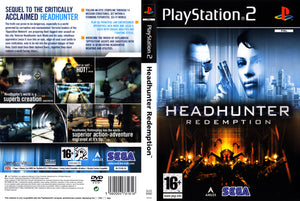 Playstation 2 - Headhunter Redemption