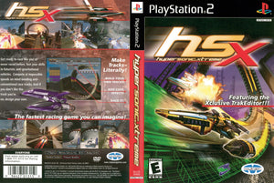 Playstation 2 - Hypersonic. Xtreme