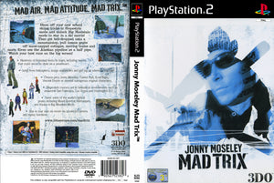 Playstation 2 - Jonny Moseley Mad Trix