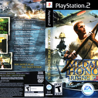 Playstation 2 - Medal of Honor Rising Sun