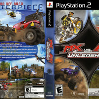 Playstation 2 - MX vs. ATV Unleashed