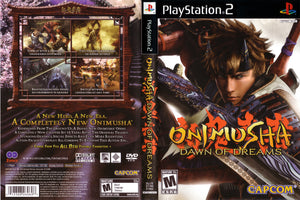 Playstation 2 - Onimusha 2 Dawn of Dreams