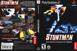 Playstation 2 - Stuntman
