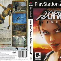 Playstation 2 - Lara Croft Tomb Raider Legend