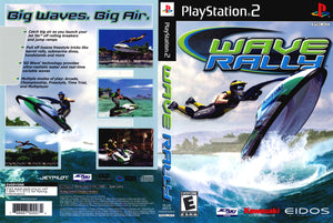 Playstation 2 - Wave Rally
