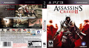 Playstation 3 - Assassin's Creed 2