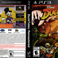 Playstation 3 - Ducktales Remastered