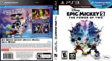 Playstation 3 - Epic Mickey 2 The Power of Two